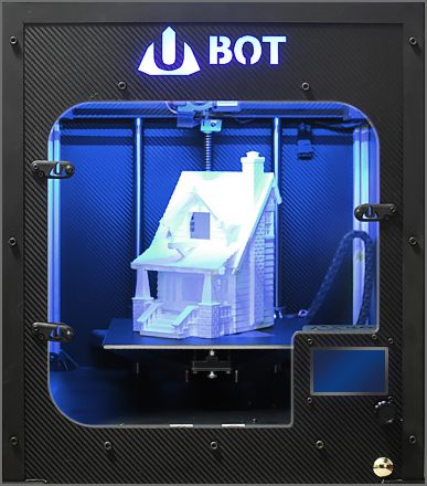 Imponująca prędkość wydruku 3D